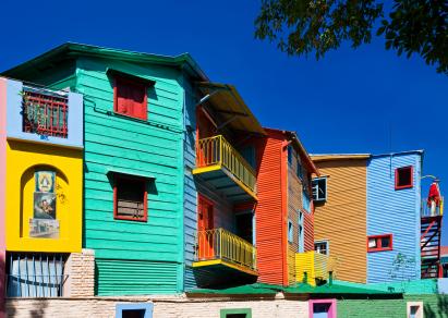 Buenos Aires La Boca Picture, Buenos Aires La Boca Photo