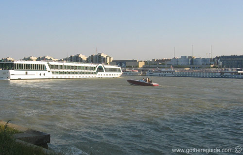 Danube River Cruise Vienna Danube River Vienna
