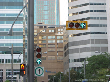 Montreal Traffic Light