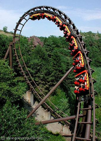 Marineland Niagara - SD Summer Carnival: Rides