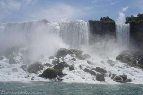 canada niagara waterval