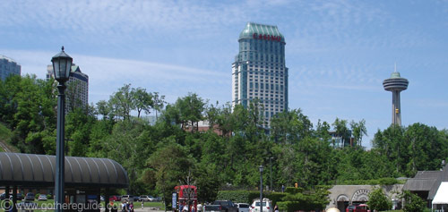 Niagara Falls Skylon Tower Fallsview Casino Resort