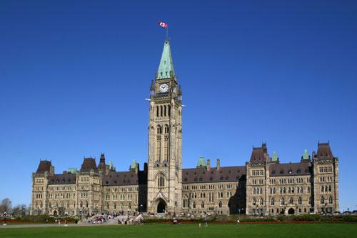 Parliament Building Ottawa