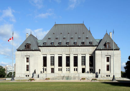 supreme court of canada pose