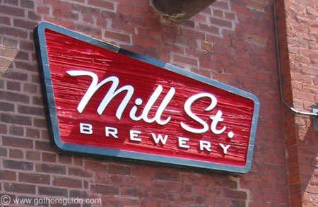 Distillery District Mill Street Brewery