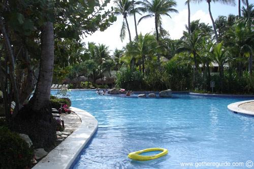 Paradisus Punta Cana Pool Picture Paradisus Punta Cana