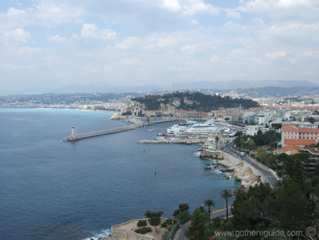 Nice France Bay of the Angels