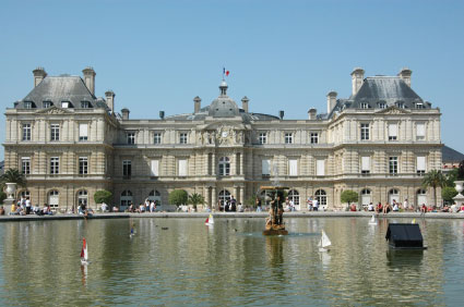 Jardin du Luxembourg - Jardin du Luxembourg information and pictures