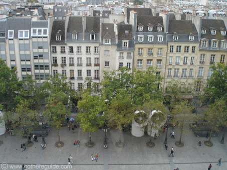 Place Georges Pompidou Paris
