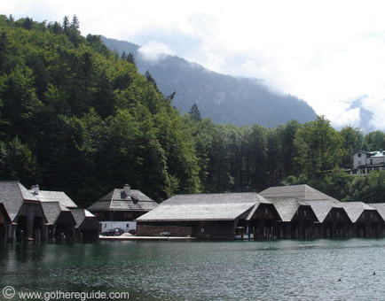 Konigssee Boat House