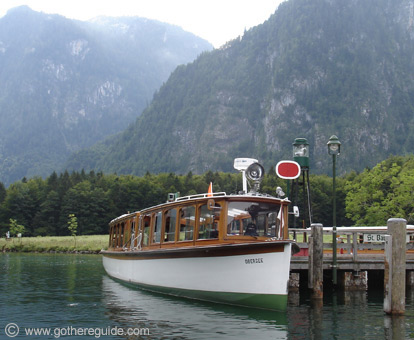 Konigssee Electric Boat