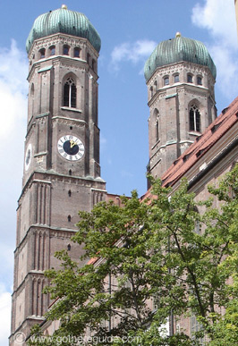 Frauenkirche-Munich - The Church of Our Lady