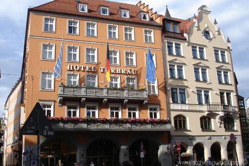 Hotel Torbrau Parken