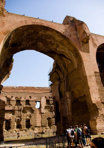 Baths Caracalla