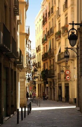 Barcelona Neighborhoods: The Gothic Quarter