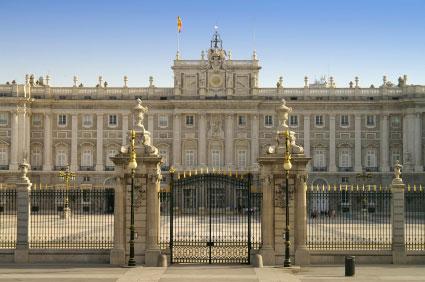 Madrid Royal Palace