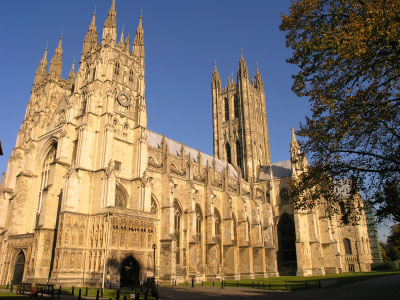 A-of Canterbury Cathedral Canterbury - Canterbury guide, attractions and pictures