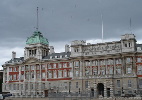 Old Admiralty Building Picture Photo