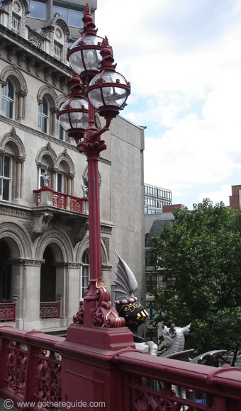 Holborn Viaduct London