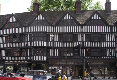 Staple Inn London