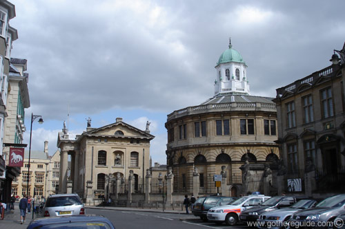 Sheldonian Theatre Oxford