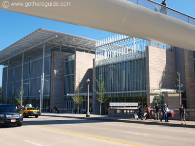 a report from a visit to the art institute in chicago