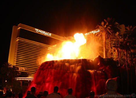 Mirage casino i las vegas