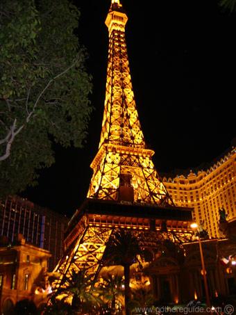 Paris Las Vegas Night Picture Paris Las Vegas Night Photo