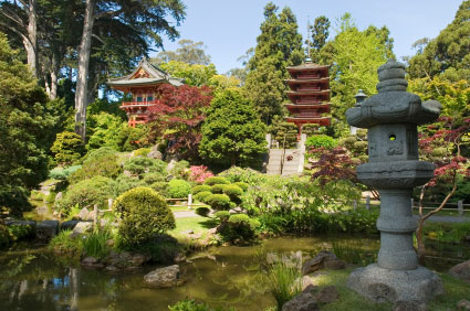 Golden Gate Park Japanese Garden