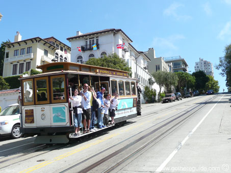 Cable Cars Cable Cars Information And Pictures