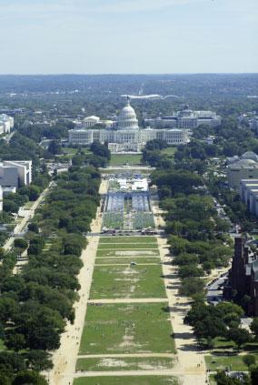 Hotels Near Washington National Mall