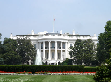 White House - White House information and pictures